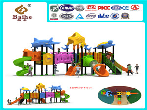 Playground Equipment BH078