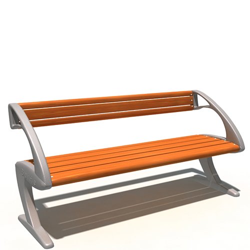 Outdoor Bench BH18401