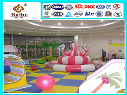 Indoor playground euipment BH12305