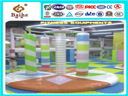Indoor playground euipment BH12403