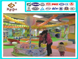 Indoor playground euipment BH12408