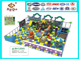 Indoor playground euipment BH12501