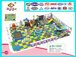 Indoor playground euipment BH12502