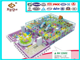 Indoor playground euipment BH12602