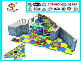 Indoor playground euipment BH12702