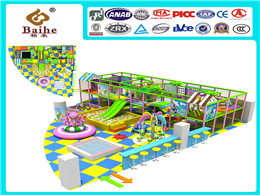 Indoor playground euipment BH12802